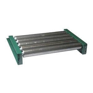 Ashland-Conveyor-5F05S03B27-HD-Roller-Conveyor-Length-5-ft-BF-27-In