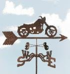 Motorcycle - Classic Roof Mount Weathervane