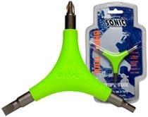 (Sonic Gripz Skate Tool Green )