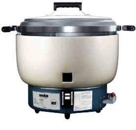 Amko Ak-55rc 55 Cups Natural Gas (LNG) Rice Cooker