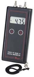 Dwyer 475-7-FM Intrinsically Safe Handheld Digital Manometer ()
