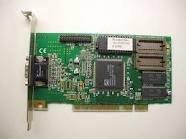 Mach64 Video - ATI 1023212321 PCI Video Card Mach64 2 MB