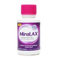 Amazon Com 833208 Miralax Laxative Powder 7 Day 119gm