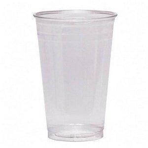 - Dixie CP16DXPK Cold Drink Cups, 16 oz, 25/PK, Clear Plastic