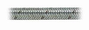 Earl's 420006 Perm-O-Flex Stainless Steel Braid -6AN Rubber Hose - 20 Feet by Earl's Performance (Image #1)