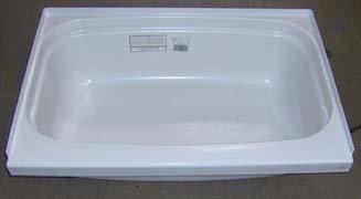 DUO-FORM B243650191 Bath Tub