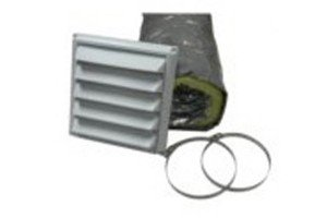 Napoleon 114KT Outside Air Kit for Napoleon NPS45, NPI45, TPS35 and TPI35 Stoves, N/A