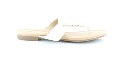 Alfani - Sandalias de vestir para mujer Platino