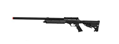- Well SPEC-OPS MB13A APS SR-2 Bolt Action Sniper Rifle Airsoft Gun (Black)