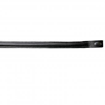 Waldhausen STAR Stirnband Lifestyle, schwarz/weiß unterlegt, VB