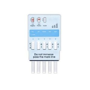 10 Panel Urine Dip Instant Drug Test - Amp, Coc, Bzo, Opi, Thc, Pcp, Bar, Mamp, TCA and MTD (3 test pack)