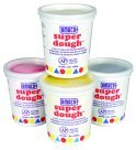Amaco Super Dough Non-Toxic Modeling Compound - White44; 2 Lbs. by AMACO