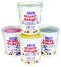 Amaco Super Dough Non-Toxic Modeling Compound - White44; 2 - Dough Modeling Super