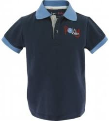 EKKIA(エキア) 乗馬用具 E-KIDS PONYRIDER POLO NAVY 10 962001710 962001710