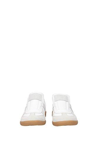 Sneakers Martin Margiela Uomini - In Pelle (s37ws0282sy0102) Eu Bianco