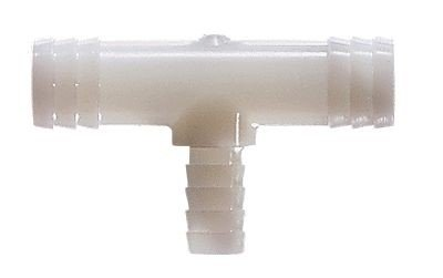 Cole-Parmer Male reducing tees 1/2 x 1/4'' pack of 10 by Cole-Parmer (Image #1)