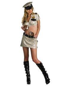 Reno 911 Female Deluxe Adult Costume 12-14