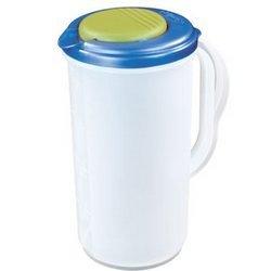 Sterilite Pitcher (Blue-Green / 2 Qt.-1.9L) (Plastic Water Pitcher)