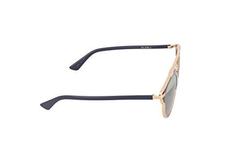 Copper Gold Gafas Grey de 48 para Dior Dorado ZJ Blue Gold Mujer Diorsoreal U5W Sol Christian Rose qPIwZF