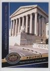 Line Item Veto Unconstitutional (Trading Card) 2009 Upper Deck 20th Anniversary Retrospective - [Base] #1206