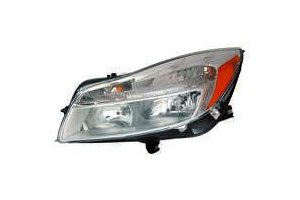 Buick Regal Headlight Replacement - Buick Regal 11-12 Headlight Assembly LH USA Driver Side