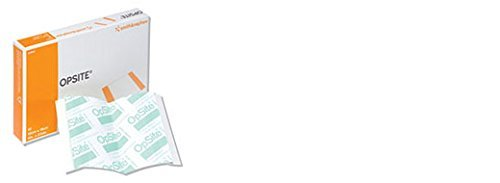 Film Transparent Adhesive Opsite (Smith & Nephew Opsite Transparent Adhesive Dressing 5-1/2