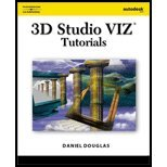img - for 3D Studio VIZ Tutorials (01) by Douglas, Daniel [Paperback (2000)] book / textbook / text book
