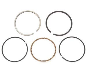 - Piston Ring Set - Standard - Compatible with Honda Z50 1968-1981