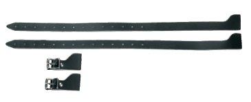 Bauer Goal Pad Shin/bateau Straps 24'(QTY 2) couleur:white