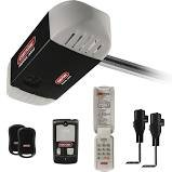 Genie SilentMax 750 3/4 HP Belt Drive Garage Door Opener