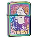 Zippo Buddha Lighters - Spectrum