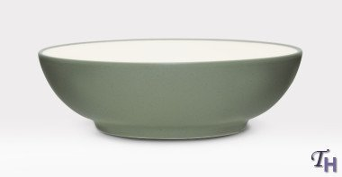 Noritake Colorwave Soup/Cereal Bowl, Green by Noritake ()