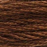 DMC 117-801 6 Strand Embroidery Cotton Floss, Dark