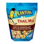 Planters Trail Mix Nut And Chocolate 19 OZ (Pack of 12)