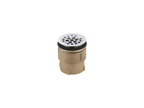 KOHLER K-9147-CP Service Sink Strainer, Polished ()