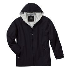Charles River Apparel The Performer Collection Enterprise Nylon Jacket from Black