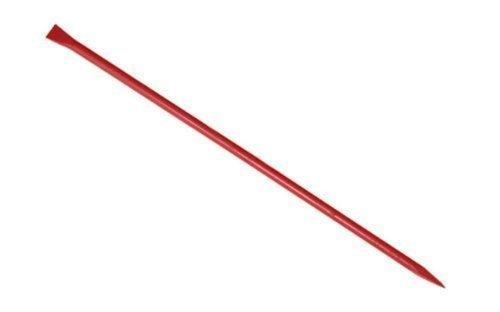 Palanca 2000 mm con recta Cuchilla y Punta /ø 30 mm