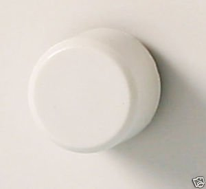 Replacement Universal White Dimmer Switch Knob
