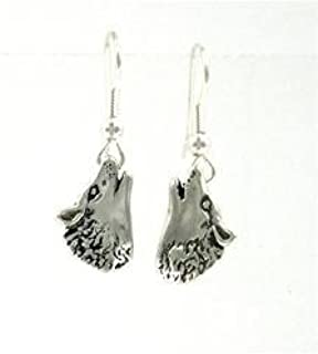 product image for Howling Wolf Earrings