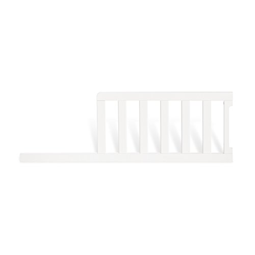 Child Craft Toddler Guard Rail for Mini Convertible Crib, Matte White