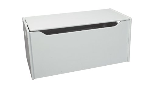 Gift Mark White Toy Chest, White