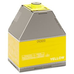 Page Yellow Copier (Ricoh Yellow Toner Cartridge For 220, 2228, 2232C and 2238C Copiers - Laser - 10000 Page - Yellow)
