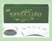万田酵素 MANDA L5000(マンダエル 5000)90包 B0053NR17E
