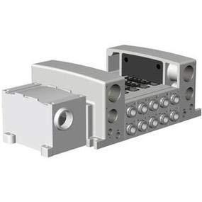SMC VV5QC41-08N7TD0 vqc Manifold