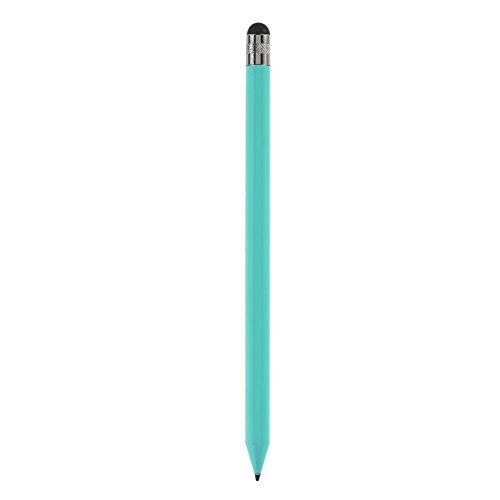 Beautyrain Pluma de la Tableta de la Pantalla táctil Pluma Universal de lápiz Redondo Estilo de plástico de Carbono...