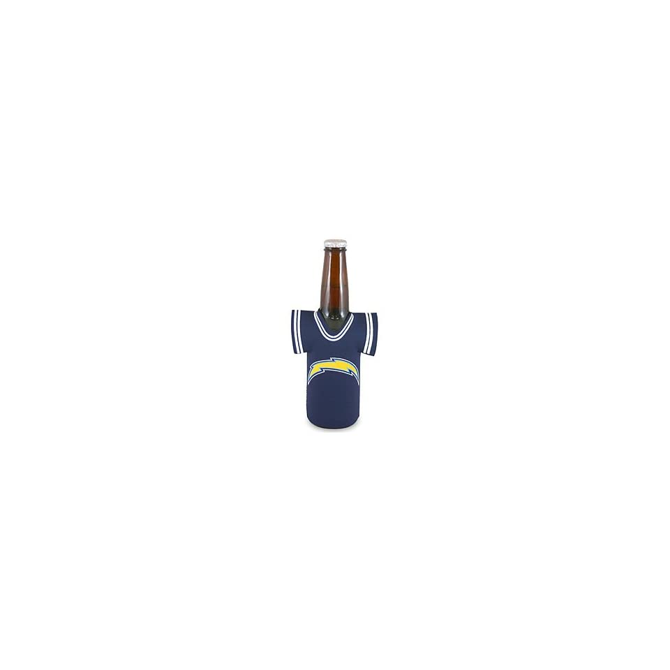 San Diego Chargers NFL Bottle Jersey Can Koozie Sports