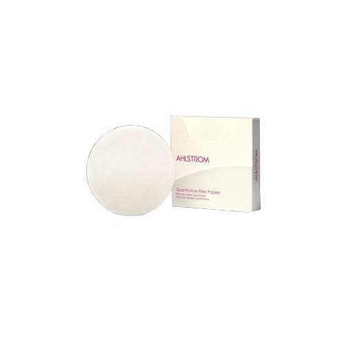 2 Micron Grade 75 Case of 60 2.1cm Diameter Medium Flow Ahlstrom 0750-0210 Quantitative Filter Paper