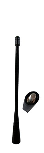 Flexible Whip Antenna, 6 In. L
