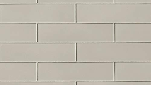 Milano Cocoa - 2-7/8 x 11-7/8 Milano 3 x 12 Tile in Cinder, 1 SqFt