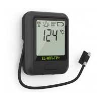 EasyLog Lascar EL-WIFI-TP+ Wireless High Accuracy Temperature Data Logging Sensor